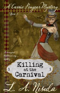 Cassie Pengear Killing at the Carnival cover