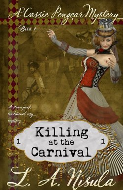 Killing at the Carnival cover
