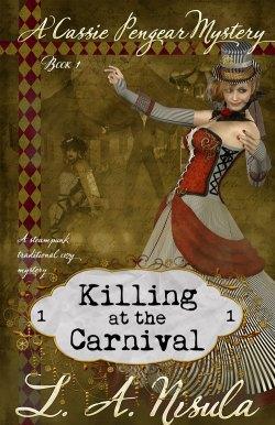 Killing at the Carnival cover