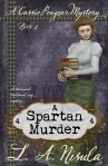 A Spartan Murder cover