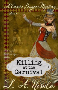 Cassie Pengear Mysteries book1 Killing at the Carnival