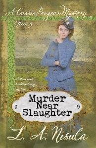 cover of Murder Near Slaughter